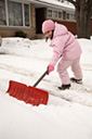 Top Ten Eco Ways to De-Ice Your Driveway