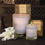 Holiday Candles Made from Soy or Beeswax